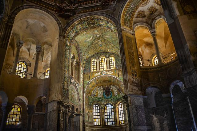 Basílica de San Vitale, Rávena