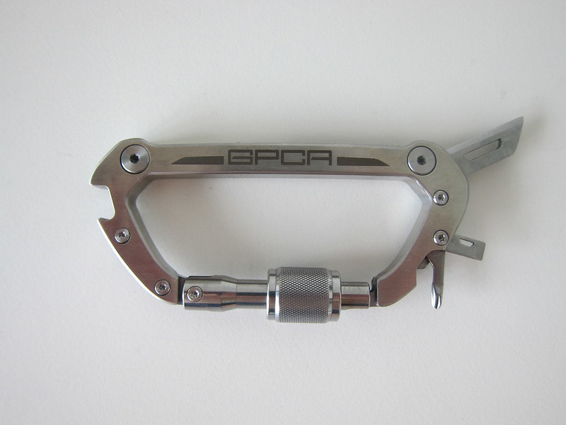GPCA Carabiner - Tools