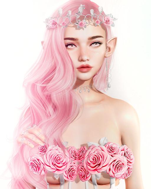 • Rose •