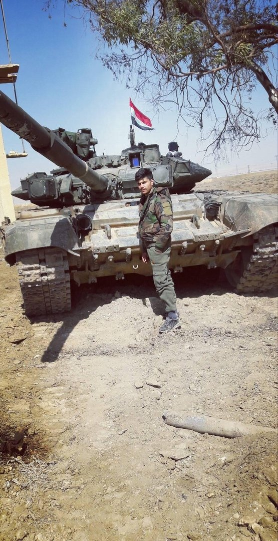 Armée Syrienne / Syrian Armed Forces / القوات المسلحة السورية - Page 23 49367321197_171e598069_o
