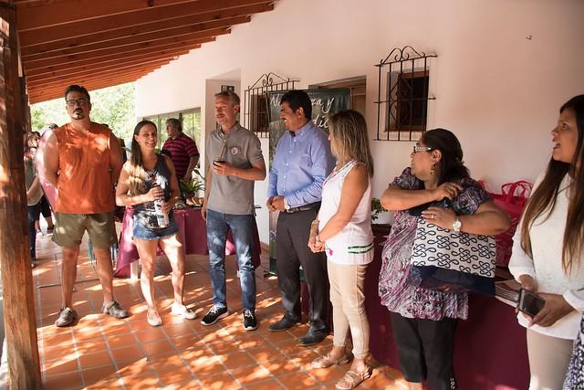 Recepción a los primeros turistas del verano 2020 en Salta