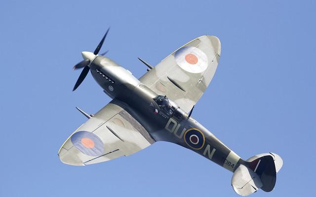 Supermarine Spitfire LF. Mk. XVIe @ LSMP