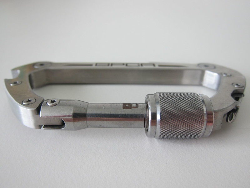 GPCA Carabiner - Bottom