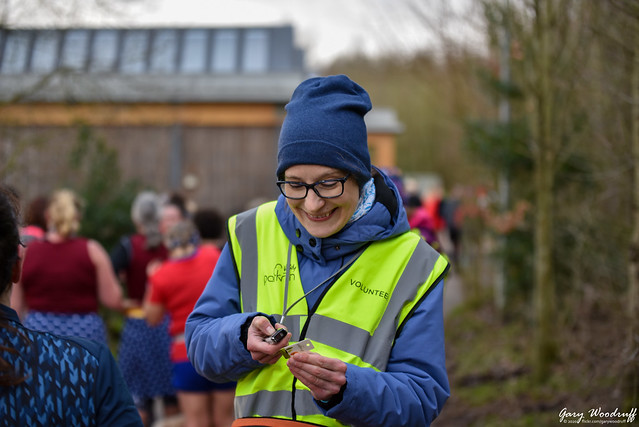 306th PH parkrun 460