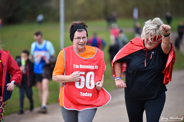 306th PH parkrun 442