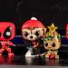 Funko Christmas Avengers