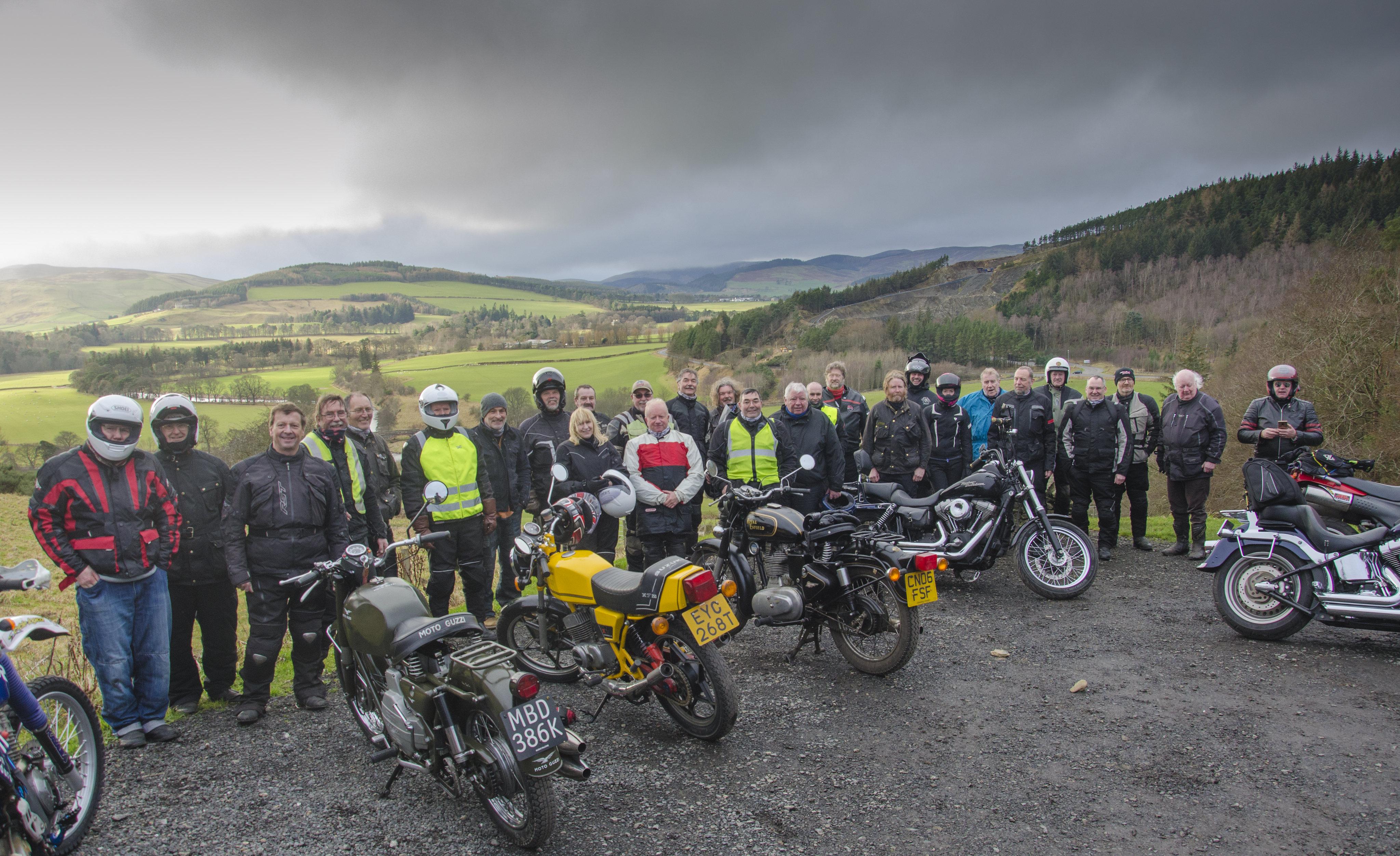 Frost bike run 2020