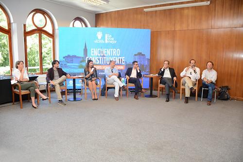 Encuentro Constituyente para Dirigentes Sociales de la comuna