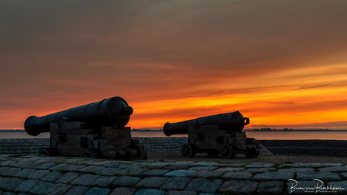 The Guns of Hellevoetsluis