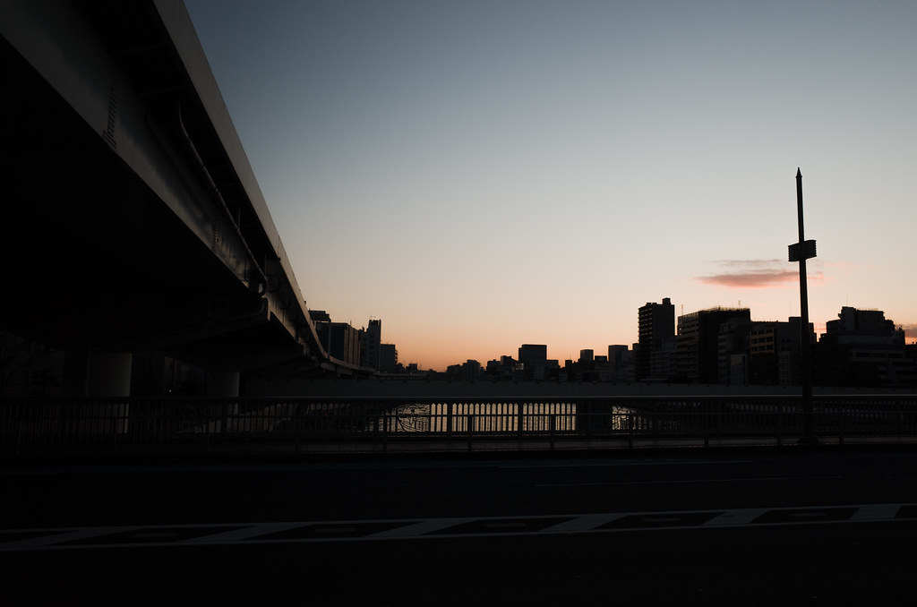 sumida sunset