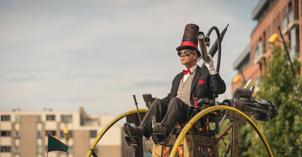 Mr. Steampunk.