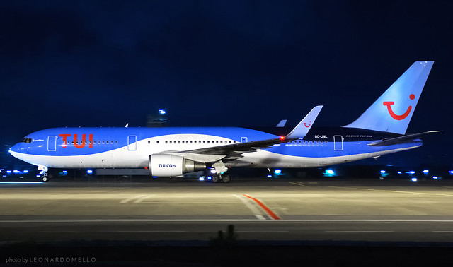 The Winky Tail 767