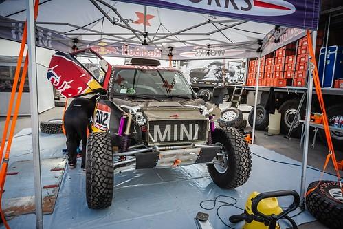 Dakar 2020 - restday