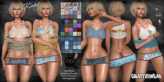 Graffitiwear XXX Exclusive - Kinky Outfit Ad
