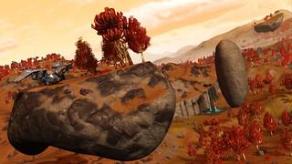 sky island near portal