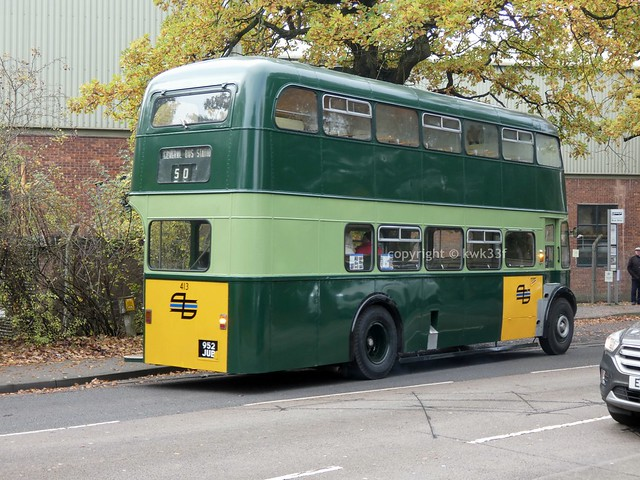 Preserved Tyne & Wear 413