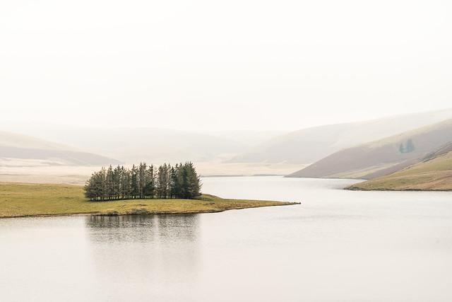 Elan Valley Misty View