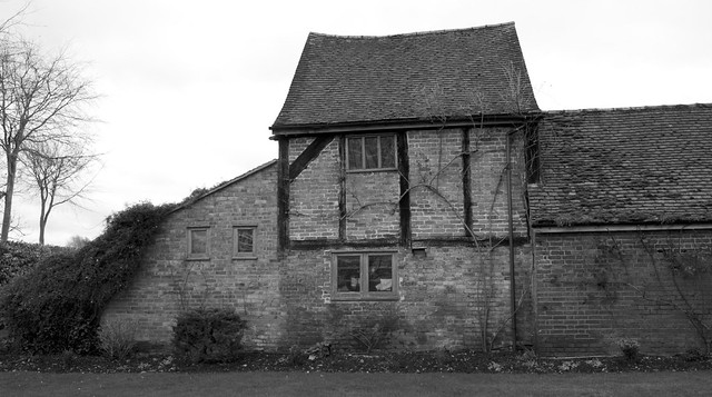 Rear of the stable block