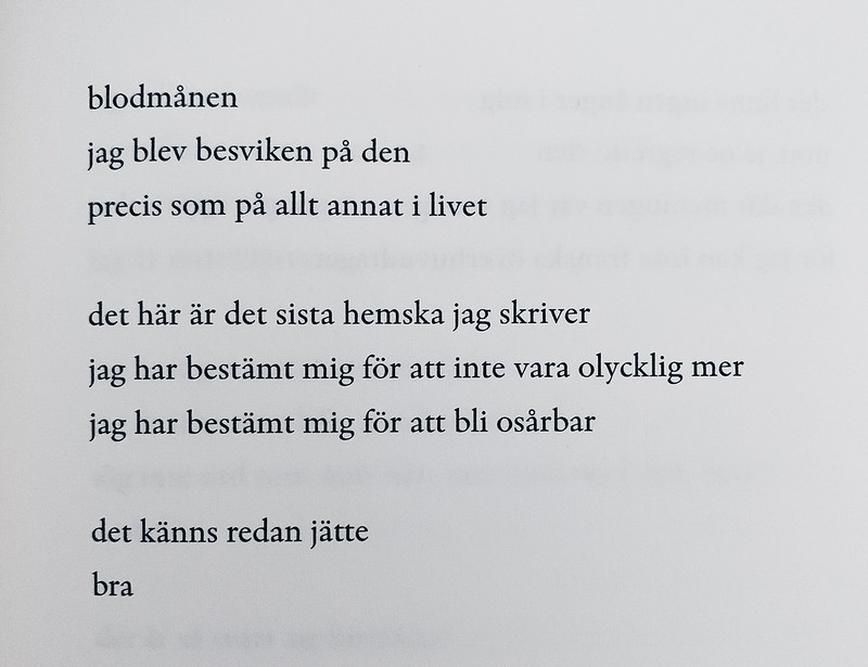 Jag hatar naturen - Anna Axfors