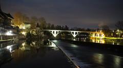 Bremgarten by night