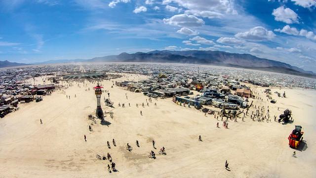 Burning Man Highlights
