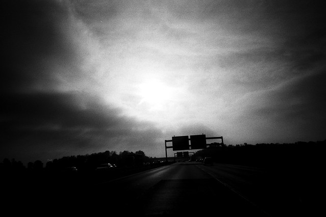 Back on the road (Ricoh GR1)