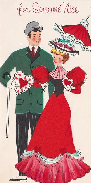 Vintage Valentine... for Someone Nice