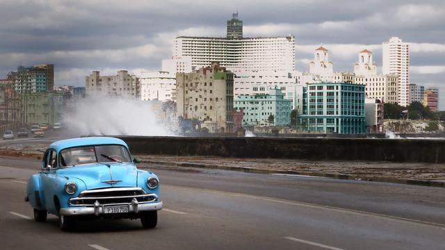 CUBA La Habana Malecon IV