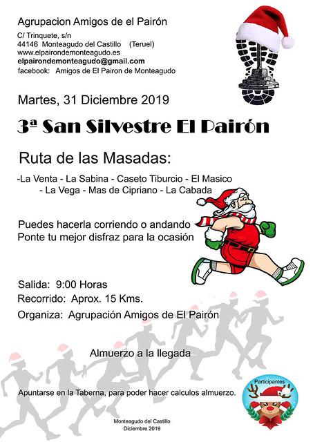3� San Silvestre 2019