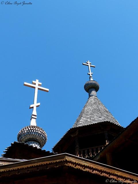 Merveille Russe au coeur de l'Aveyron - Occitanie - France - Europe