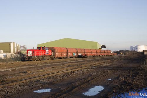 6512 . DB Cargo . Monsin (Liège) . 06.01.20.