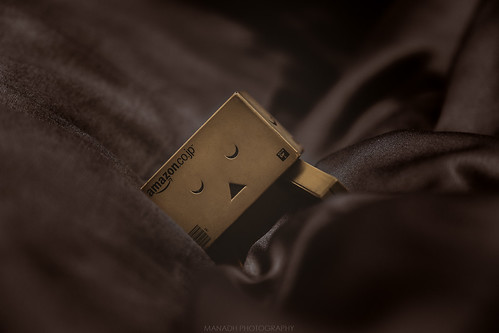 Bed Time for Danbo // 11/01/2020