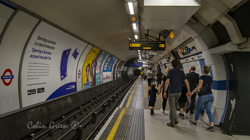 Green Park Tube Station