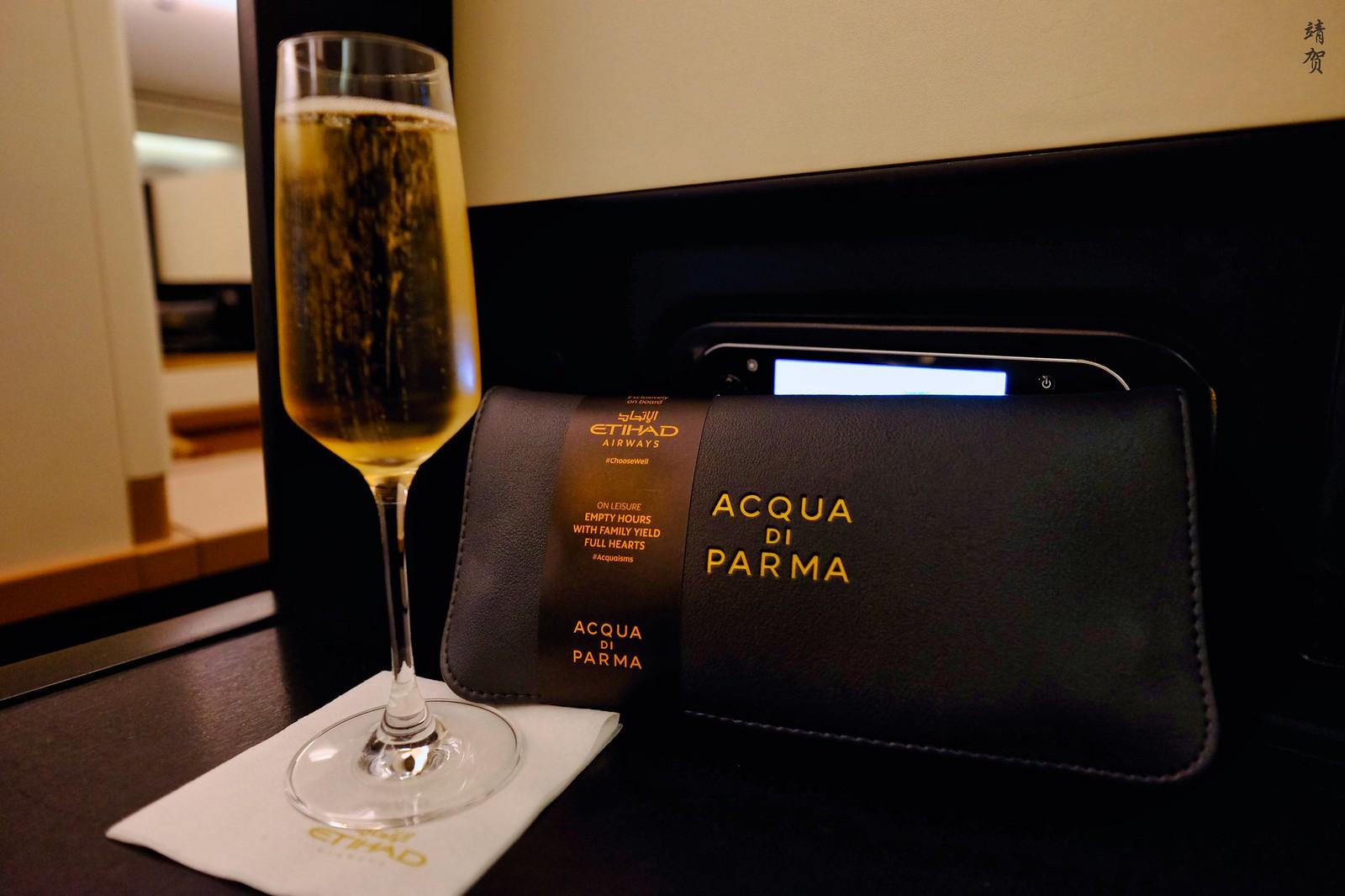 Acqua di Parma amenity kit