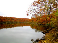 Lake Hudson Autumn (2009)