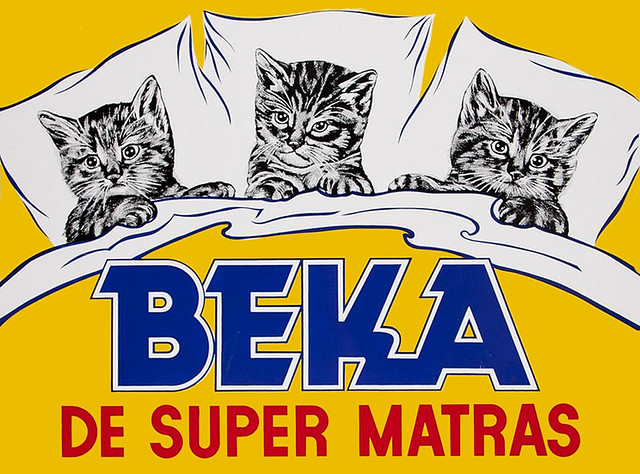 BEKA matrassen / mattrasses