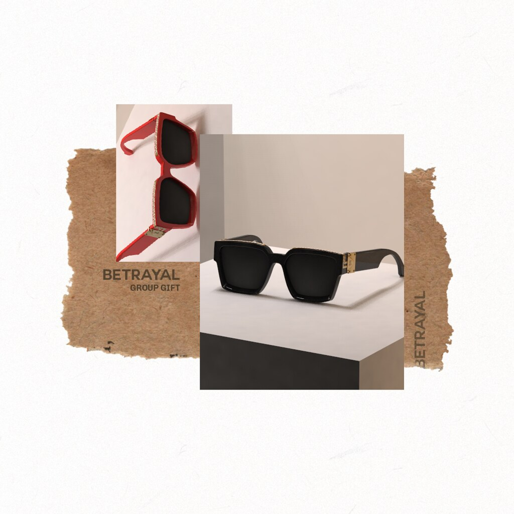 Billionaire Sunglasses GROUP GIFT