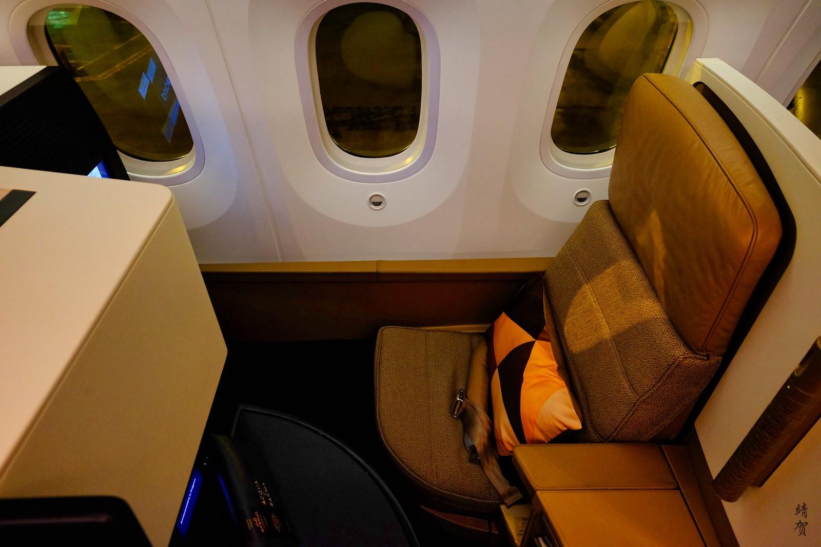 Window Seat 8K