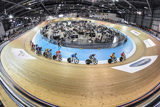 Mattamy National Cycling Centre hosts the TISSOT UCI Track Cycling World Cup, 2017