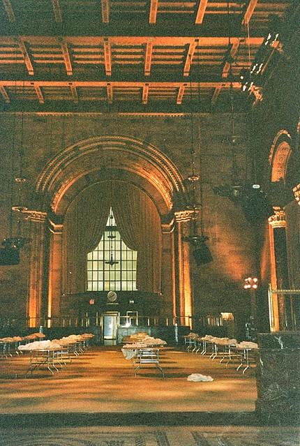 New York City - New York - Manhattan - The Bowery Savings Bank  - 110 East 42nd Street - Interior - Historic