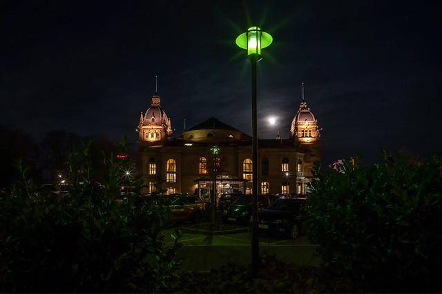 Stadthalle @ Night (2)