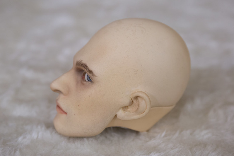 FOR SALE DS Doll Ferret head (1) 190 $   6