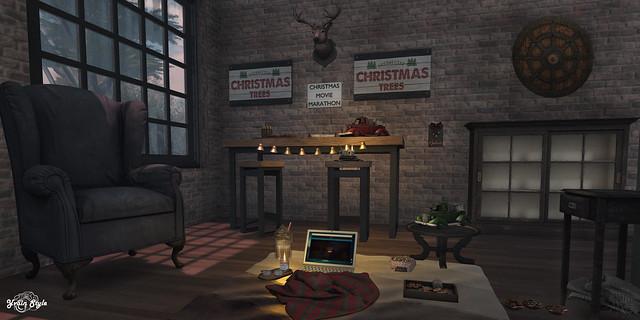#167 - Christmas Spirit Yet