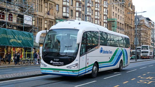 141 SFZ6141 Ulsterbus
