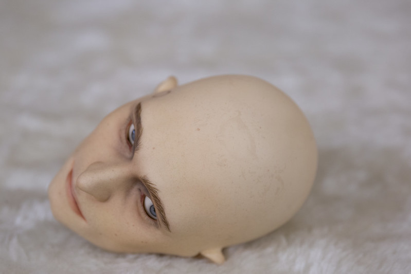 FOR SALE DS Doll Ferret head (1) 190 $   5