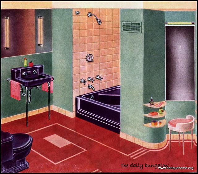 1940 Standard Plumbing