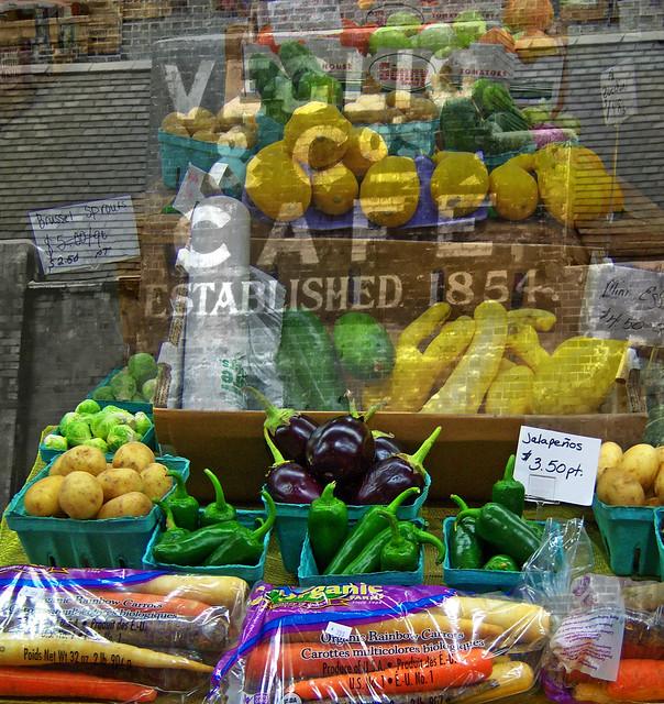 Get Your Fresh Veggies Here