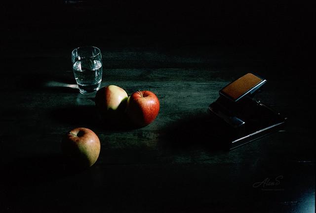 Still Life - Film Hasselblad