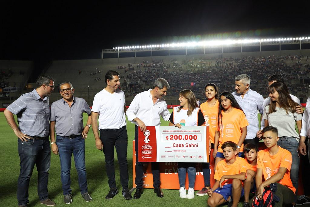 Arrancó la Copa de Verano en el Bicentenario (1)