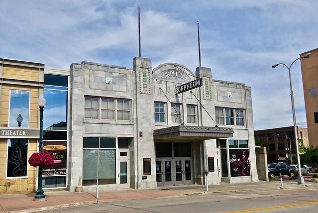 Orpheum Theatre, Sioux Falls, SD